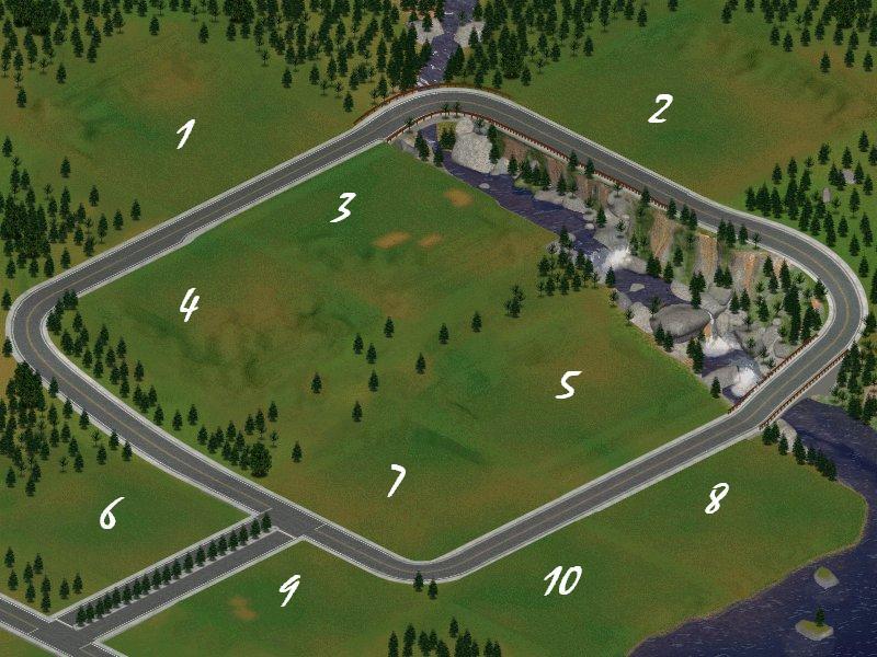 Sims Lots